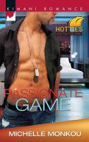Passionate Game (Paperback)