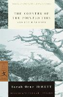 Mod Lib Country Of The Pointed Firs & Other Stories (Paperback)
