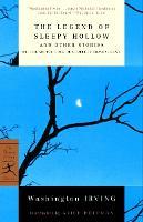 Mod Lib Legend Of Sleepy Hollow (Paperback)