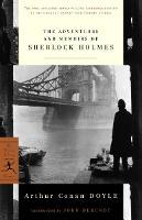 Mod Lib Adventures & Memoirs Of Sherlock Holmes