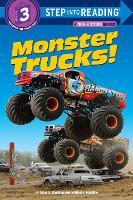 Monster Trucks! - Step into Reading (Paperback)