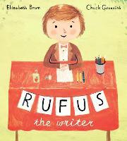 Rufus the Writer (Hardback)