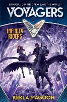 Voyagers: Infinity Riders (Book 4) - Voyager 4 (Hardback)