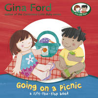 Going on a Picnic: A Lift-the-flap Book (Board book)