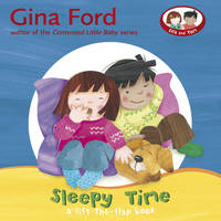 Sleepy Time: A Lift-the-flap Book (Board book)