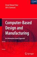 Computer Based Design and Manufacturing (Hardback)