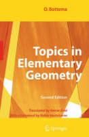 Topics in Elementary Geometry (Paperback)