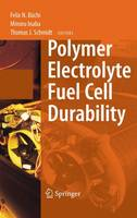 Polymer Electrolyte Fuel Cell Durability (Hardback)