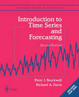 Introduction to Time Series and Forecasting - Springer Texts in Statistics