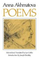 Poems of Anna Andreevna Akhmatova (Paperback)