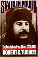Stalin in Power: The Revolution from Above, 1928-1941 (Paperback)