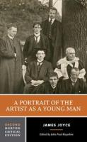 A Portrait of the Artist as a Young Man - Norton Critical Editions (Paperback)