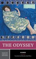 The Odyssey - Norton Critical Editions (Paperback)