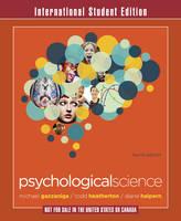 Psychological Science (Paperback)