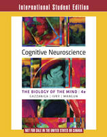 Cognitive Neuroscience: The Biology of the Mind (Paperback)