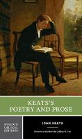 Keats's Poetry and Prose
