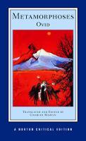 Metamorphoses - Norton Critical Editions (Paperback)