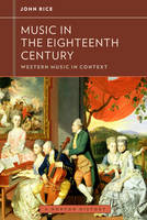 Music in the Eighteenth Century - Western Music in Context: A Norton History (Paperback)