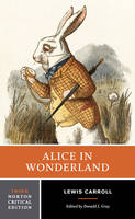 Alice in Wonderland - Norton Critical Editions (Paperback)