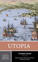 Utopia - Norton Critical Editions (Paperback)
