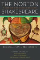 The Norton Shakespeare: Based on the Oxford Edition: Essential Plays / The Sonnets (Paperback)