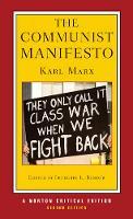 The Communist Manifesto - Norton Critical Editions (Paperback)