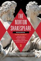 The Norton Shakespeare: Romances and Poems