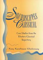 Soundscapes Classical: Case Studies from the Western Classical Repertory (Paperback)