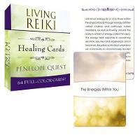 Living Reiki Healing Cards