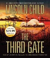 The Third Gate: A Novel - Jeremy Logan Series 3 (CD-Audio)