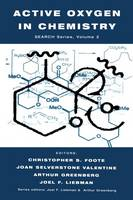 Active Oxygen in Chemistry - Structure Energetics & Reactivity in Chemistry S. No. 1 (Hardback)