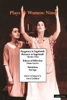Plays by Women: v. 9 - Play Anthologies (Paperback)