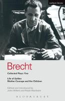 """Brecht Plays: 5: """"Life of Galileo"""", """"Mother Courage and Her Children"""" v. 5 - World Classics (Paperback)"""