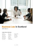 Business Law in Scotland
