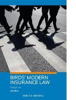 Birds' Modern Insurance Law