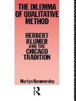 Dilemma Qualitative Method (Paperback)