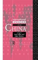 International Business in China - International Business Series (Hardback)