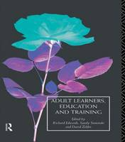Adult Learners, Education and Training (Paperback)