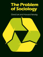 The Problem of Sociology (Paperback)