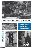 Finance Against Poverty: Volume 2: Country Case Studies (Paperback)