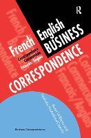 French/English Business Correspondence: Correspondance Commerciale Francais/Anglais (Paperback)