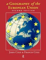 A Geography of the European Union (Paperback)
