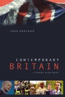 Contemporary Britain: A Survey With Texts (Hardback)