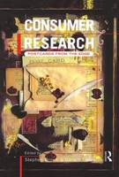 Consumer Research: Postcards From the Edge (Hardback)
