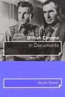 British Cinema in Documents (Paperback)