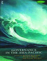 Governance in the Asia-Pacific (Paperback)