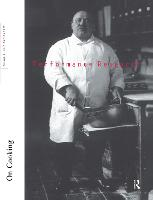 Performance Research: On Cooking (Paperback)