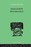 Education Psychology: BRIEFER COURSE (Hardback)