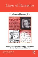 Lines of Narrative: Psychosocial Perspectives - Routledge Studies in Memory and Narrative (Hardback)