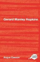 Gerard Manley Hopkins - Routledge Guides to Literature (Paperback)